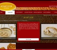 Achat d'or et d'argent aux cours des marchés à Lyon
