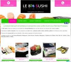 livraison de sushis les Pennes Mirabeau