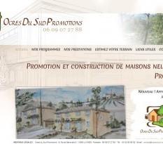promoteur immobilier, vente terrain viabilisé sur Aix