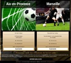 terrains de foot indoor Marseille