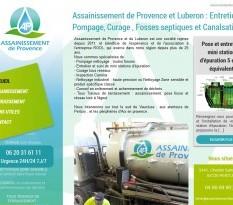 AP pour assainissement de Provence sur Pertuis