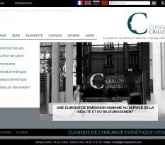 clinique de chirurgie esthétique à Lyon