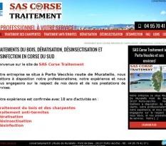 Traitement des nuisibles en Corse du Sud