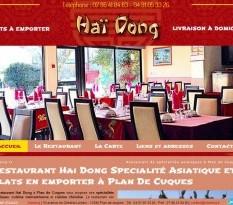 Restaurant spécialités asiatiques Plan de Cuques
