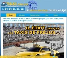taxis Fréjus