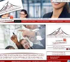 Centre d'affaires près Aix en Provence