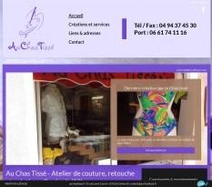 atelier de couture Var