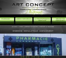 Art Concept à Marseille
