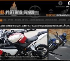 Fuel Motors Bikes : réparation de moto cross à Gémenos