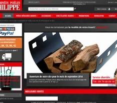 Où trouver un insert Philippe pour cheminée sur Marseille