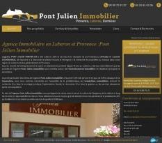 agence immobilière Bonnieux Luberon