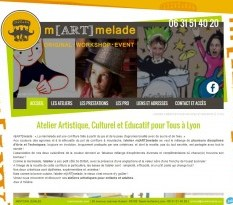 Activités artistiques pour enfants à Lyon
