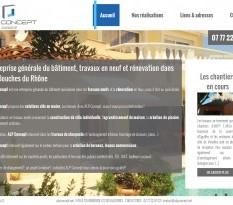 Construction villa Aix en Provence