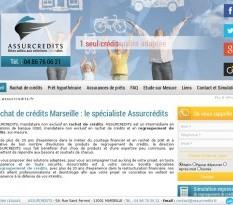Refinancement de dette à Marseille avec AssurCrédits