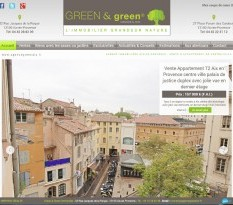 Agence immobilière Green & Green