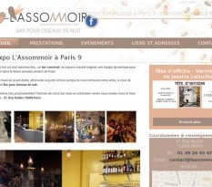 L'Assomoir, bar expo à Paris 75009