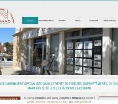 agence immobilière Martigues
