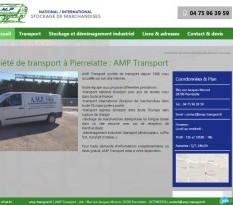 Transporteur marchandises en Europe