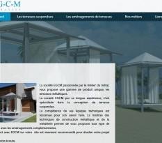 terrasse sur pilotis Aix en Provence