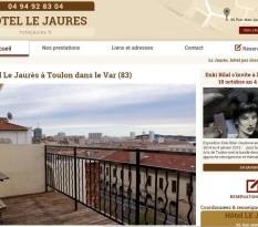 Hôtel avec chambres pas chères Toulon gare