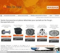 vente en ligne de pièces détachées pour portail