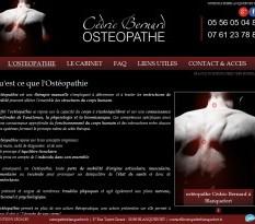 osteopathe vers bordeaux