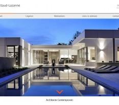 construction maison moderne lyon
