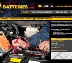 vente de batteries salon-de-provence