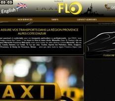 taxi paca marseille