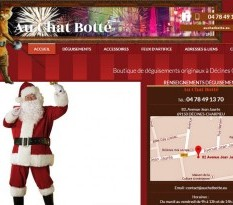 Vente et location déguisements Lyon