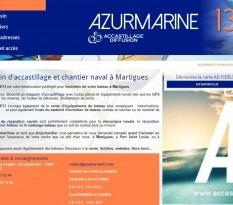 Où trouver des équipements pour bateaux à Martigues ? AZUR MARINE 13