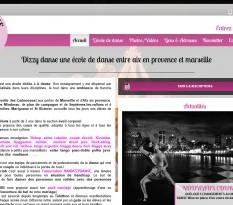 cours de danse vitrolles