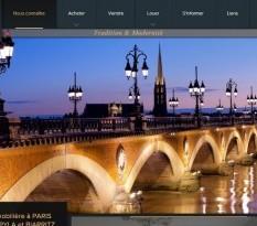 Vente et location biens immobiliers Bordeaux