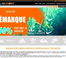 Boutique sportswear Marseille