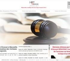 Cabinet avocat pour préjudices corporels Marseille