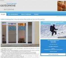 ostéopathe à Auriol