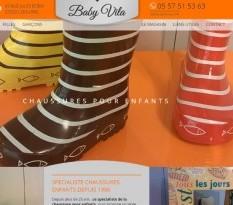 Chaussures de marque pour enfant Libourne