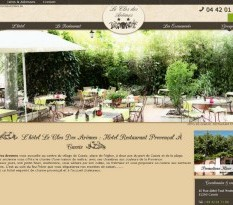 hotel restaurant cassis