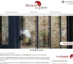 Artisan vitrier-miroitier à Marseille - Miroiterie de la Joliette