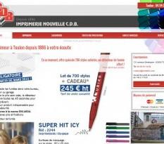 Imprimerie et objets de communication à Toulon