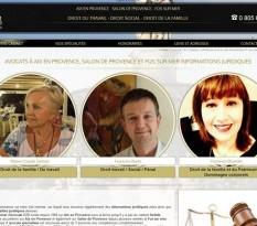 cabinets d'avocat sur Aix en Provence