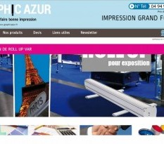 Impression grand format Toulon