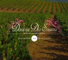 organisation de mariage Domaine des Sources