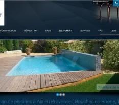 Pisciniste sur Aix en Provence