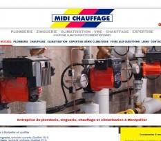 Entreprise de chauffage et climatisation vers Montpellier