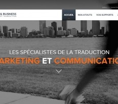 Traduction marketing commerciale paris