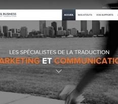 Traduction marketing commerciale paris