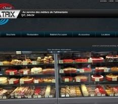 Vente de matériel pour boulangerie
