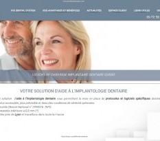 Logiciel aide à la pose d'implants dentaires