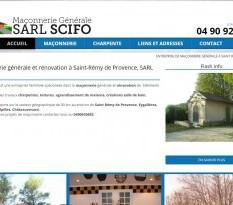 rénovation de maison sur Saint Rémy de Provence